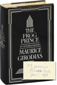 image of The Frog Prince: An Autobiography (First US Edition, inscribed by the author)