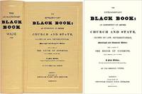 The Extraordinary Black Book: An Exposition of Abuses Church State..