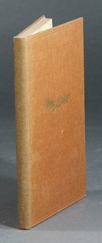 A trip from New York to the Falls of St. Anthony in 1845. Edited by Stanley Pargellis and Ruth Lapham Butler