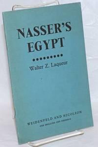 image of Nasser's Egypt