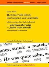 image of The Canterville Ghost - Das Gespenst Von Canterville