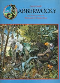 JABBERWOCKY.  FROM 'THROUGH THE LOOKING GLASS'.