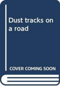 image of Dust tracks on a road