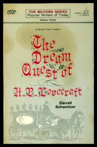 image of THE DREAM QUEST OF H. P. LOVECRAFT - The Milford Series