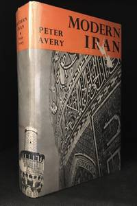 Modern Iran (Publisher series: Nations of the Modern World.)