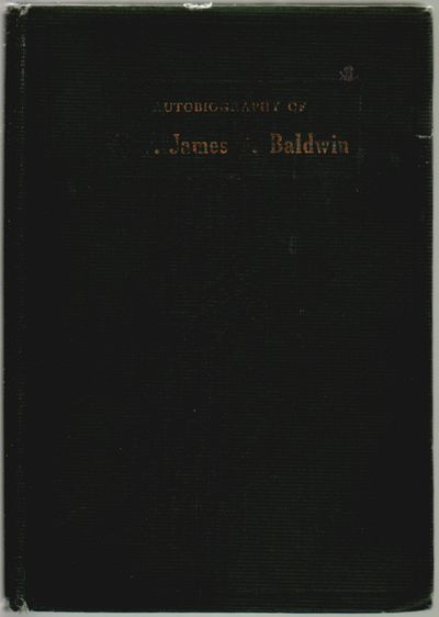Dayton, OH: United Brethren Publishing House, 1912. First Edition. Hardcover. Very good-. 86 pp, wit...