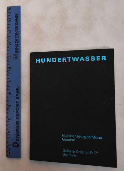 Geneve: Basler Druck- und Verlagsanstalt, 1967. Softcover. VG, covers show some minor wear. Black wr...