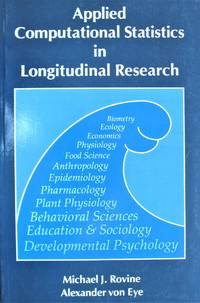 image of Applied Computational Statistics in Longitudinal Research
