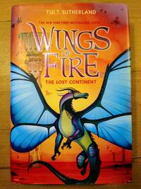 image of Wings of Fire, Book Eleven: The Lost Continent