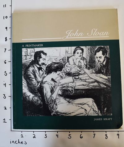1984. New. Wraps. 67 pp. 43 bw repros and photos. Essay by James Kraft. Catalogue lists 101 works. C...