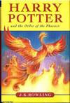 image of Harry Potter and the Order of the Pheonix