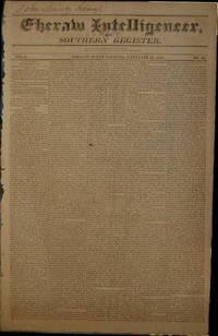 John Quincy Adams' Copy of a Scarce South Carolina Printing of the Monroe Doctrine