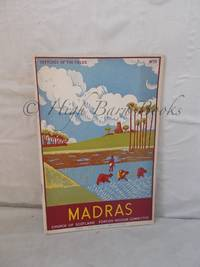 The Madras Mission (Sketches of the Fields No 13) by Shaw, Ellis O - 1951