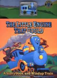 image of The Little Engine that Could: A Storybook and Wind-Up Train/Dutton Motorbook