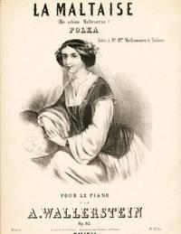 La Maltaise (die schone malterserin) Polka.