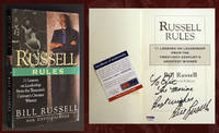 Russell Rules: 11 Lessons on Leadership (Signed, PSA-Certified) 3