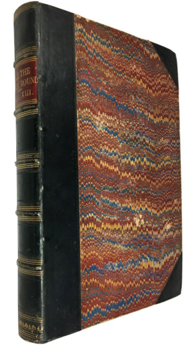 London: Published at No. 26, Wellington Street; and by Messrs. Chapman and Hill, 1865. Hardcover. Ve...