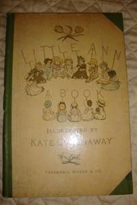 Little Ann and Other Poems by  Jane and Ann Taylor - Hardcover - from Laura's Rare Books (SKU: 001135)