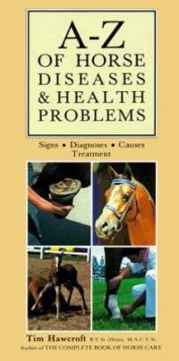 image of A-Z of Horse Diseases and Health Problems