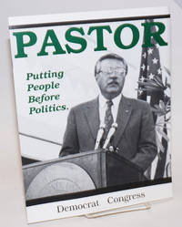 Pastor: putting people before politics; Democrat Congress