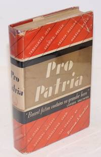 image of Pro patria; translated by James Cleugh from the Spanish novel, Imám