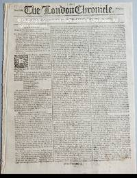 The London Chronicle. Vol. LXII, No. 4847. From Tuesday, November 20, to Thursday, November 22, 1787.