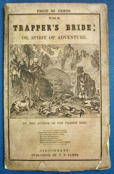 Cincinnati: U. P. James, 1860. Later edition (Wagner-Camp-Becker 145:5; cf. BAL 1053 & Wright I, 306...