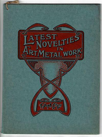 Birmingham & London: Townshend's Ltd, 1912. 4to, pp. 52; chiefly illustrations; original blue string...