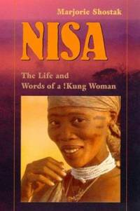 image of Nisa : The Life and Words of a !Kung Woman