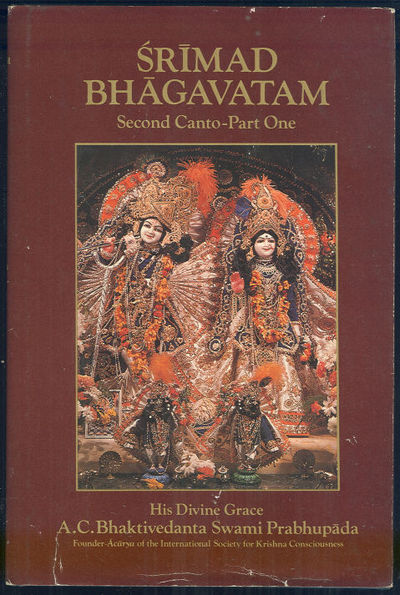 Image for SRIMAD BHAGAVATAM Second Canto Part One-Chapters 1-6 the Cosmic Manifestation