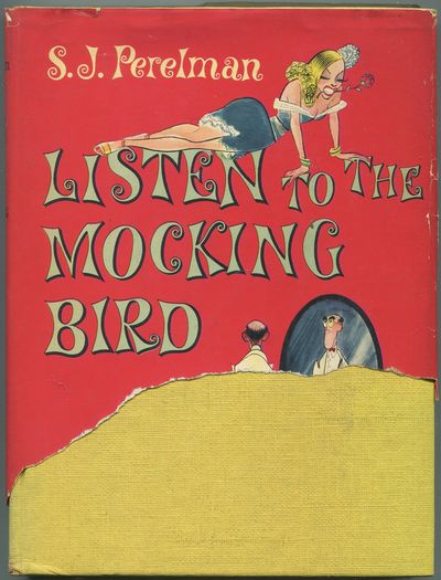 New York: Simon and Scuster, 1949. Hardcover. Very Good/Fair. First edition, originally appearing in...