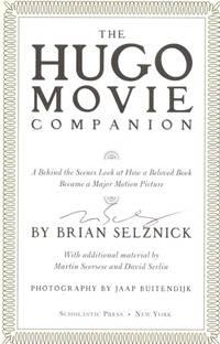 The Hugo Movie Companion  - 1st Edition/1st Printing