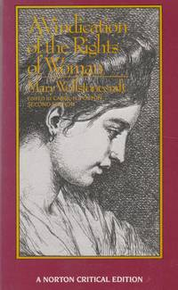 image of A Vindication of the Rights of Women: A Norton Critical Edition