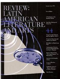 image of REVIEW: LATIN AMERICAN LITERATURE AND ARTS #44 JANUARY-JUNE 1991
