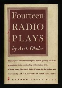 Fourteen Radio Plays [*SIGNED*]