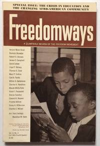 image of Freedomways: a quarterly review of the freedom movement. Vol. 8 no. 4 (Fall 1968)