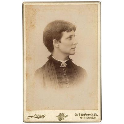 Portrait of Dr. Elmira Y. Howard...
