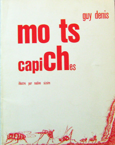 Ottignies: Nords-Textes, 1976. First edition. Paperback. Very Good. 4to. Unpaginated. With illustrat...