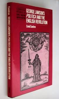 George Lawson's Politica and the English Revolution