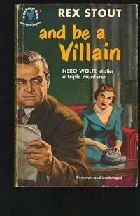 image of And Be a Villain  (Also released as: More Deaths Than One.)