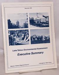 image of Lake Tahoe Environmental Assessment; executive summary, December 1979