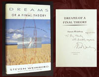 Dreams of a Final Theory (Signed 1st Ed, with newspaper clipping) (3)