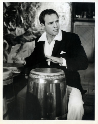 MARLON BRANDO (ca. late-1950s) Set of...