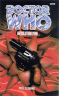 """image of Doctor Who : """" Revolution Man"""