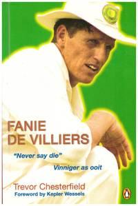 FANIE DE VILLIERS