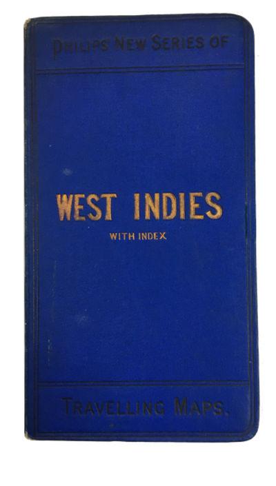 London: George Philip & Son, 1890. Hardcover. Near Fine. Original blue cloth cover containing a wrap...