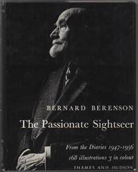 image of The Passionate Sightseer:  From the diaries 1947-1956
