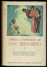 Obras Completas de San Bernardo Volume I