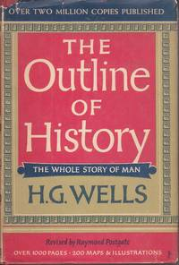 image of H. G. Wells the Outline of History Volume 2