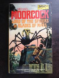 LORD OF THE SPIDERS OR BLADES OF MARS